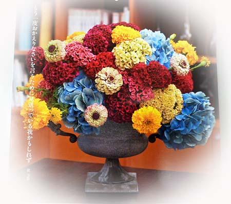 9月の花カレンダ-