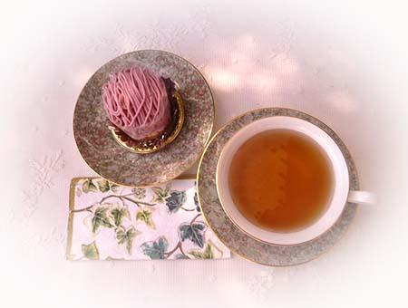 紫芋クイ-ン&ディンブラ