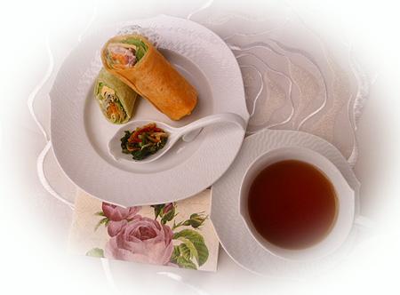 ハンディサラダ &キ-モン