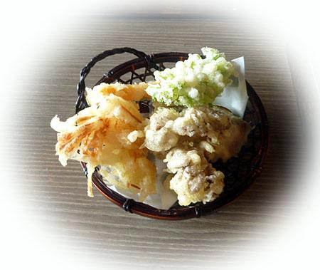 野菜天麩羅