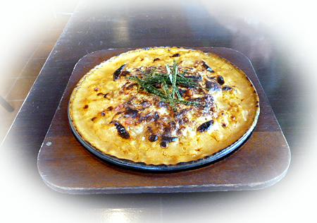 納豆チ-ズドリア