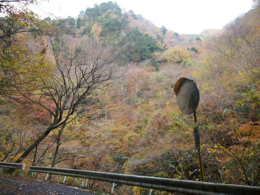 20131116・中津川7-17・引き返す