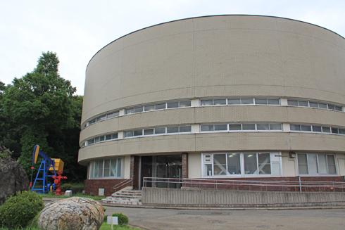 秋田大学鉱業博物館-1