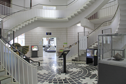 秋田大学鉱業博物館-2