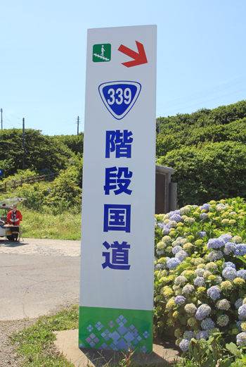 階段国道339号-5