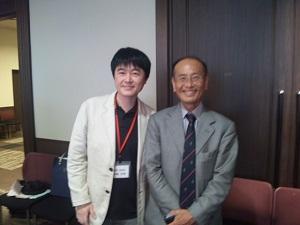 2013年5月26日 元外務省国際情報局長孫崎享氏と