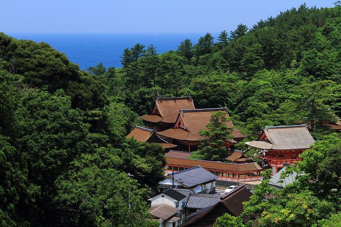 海と日御碕神社