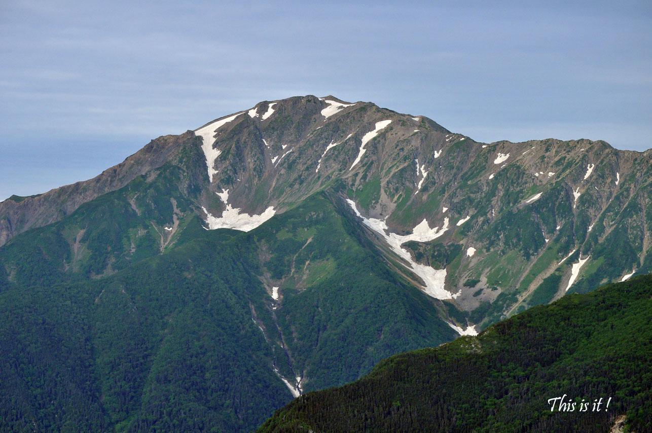 fc201307210632間ノ岳3189m