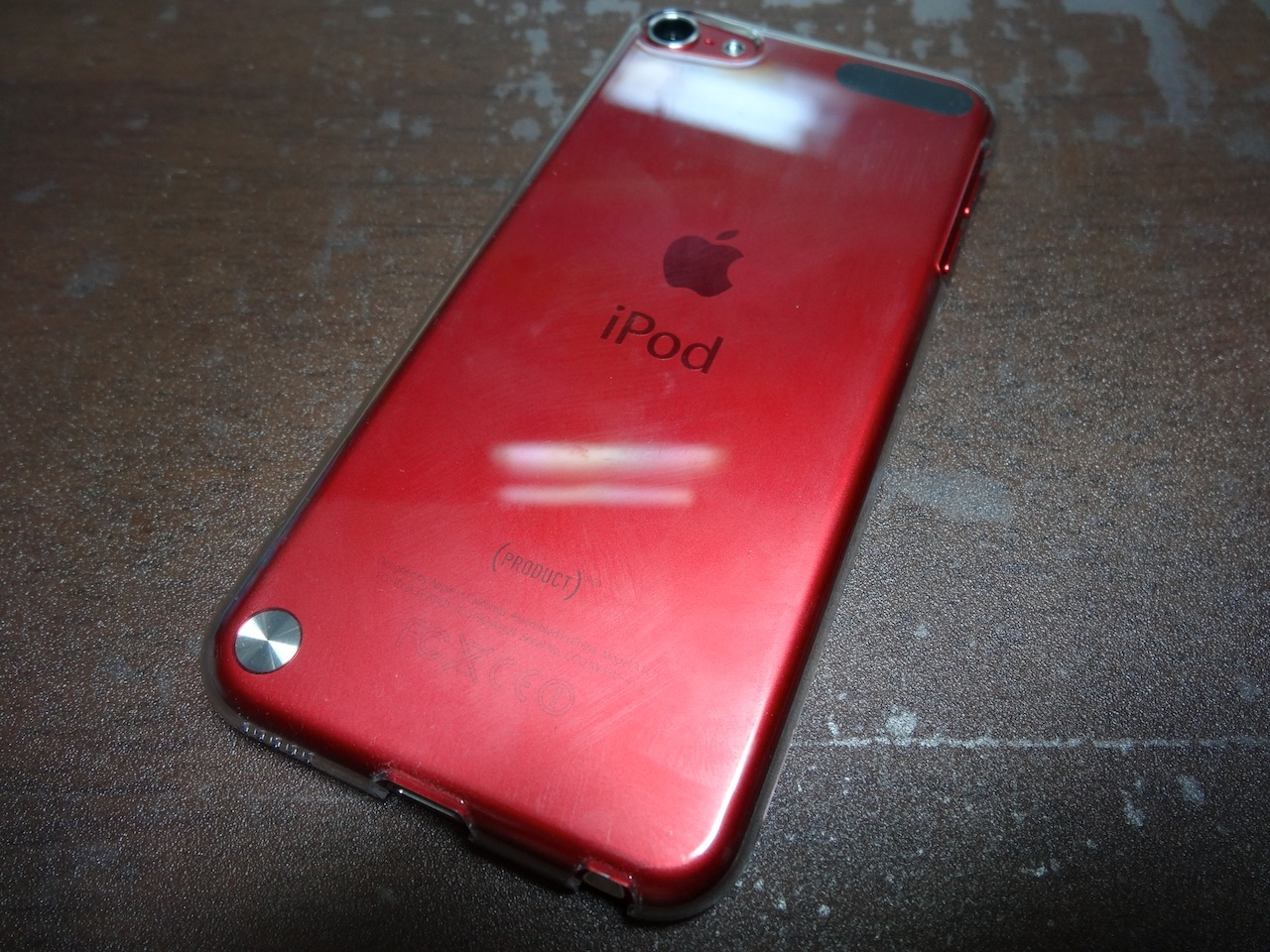 ipod touch 5th prodact red. Black Bedroom Furniture Sets. Home Design Ideas