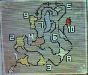 遺跡平原釣り場_Map