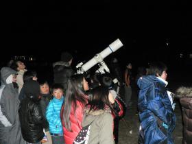星観察会14-7
