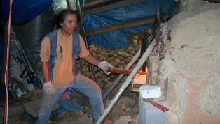 20139窯焚き