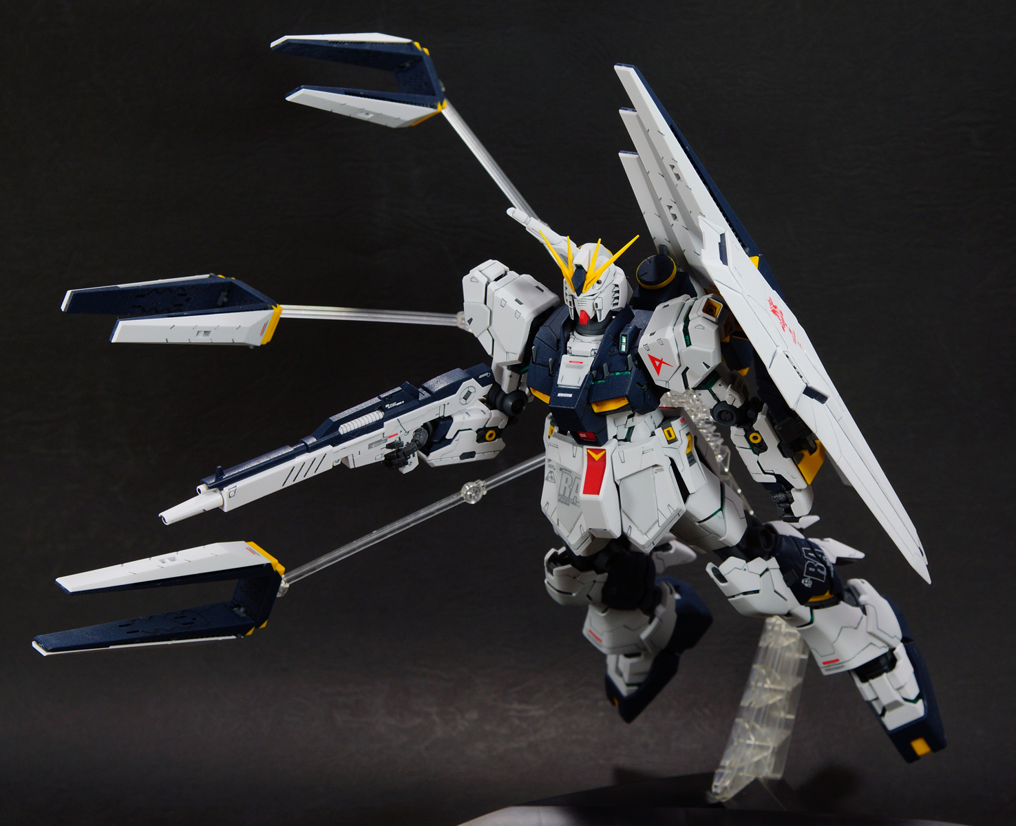 MG νガンダム Ver.Ka4