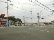 相川交差点