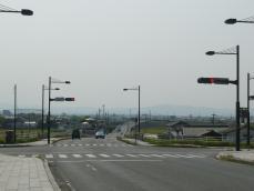 福岡県に入りました