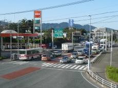 姫方町交差点