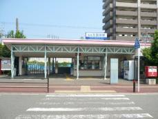 香椎花園前駅