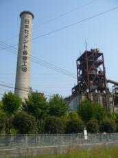 旧日本セメント香春工場
