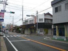 西鉄古賀駅前交差点