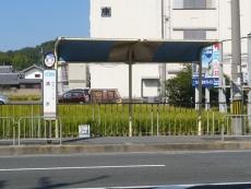 清水バス停