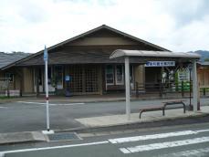 高森中央バス停