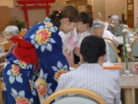 上池デイ夏寿司イベント (2)