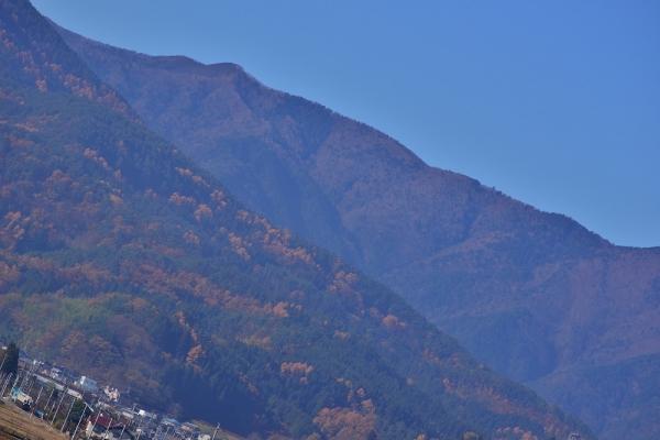 2013年11月22日 上田電鉄別所線 八木沢~舞田 7200系7253F