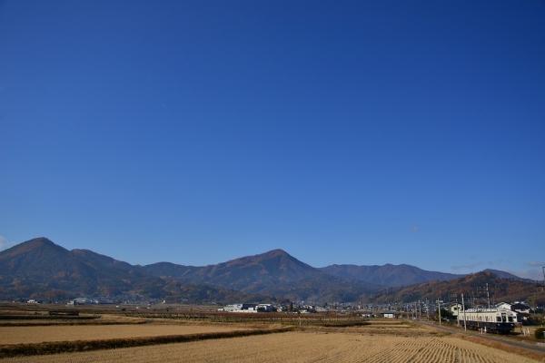 2013年11月22日 上田電鉄別所線 舞田~中野 7200系7253F