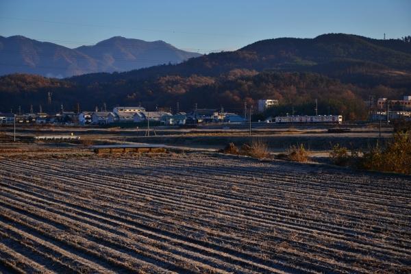 2013年12月01日 上田電鉄別所線 大学前~下之郷 1000系1002F