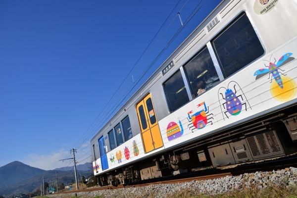 2013年12月01日 上田電鉄別所線 舞田~八木沢 1000系1002F