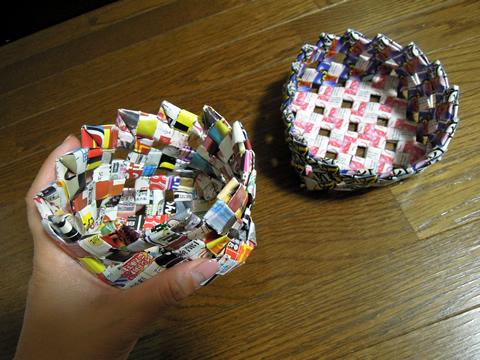 紙 折り紙:チラシ 折り紙-tomosana.blog114.fc2.com