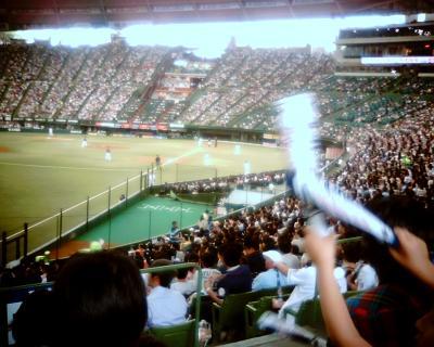 西武ドーム1:Entry