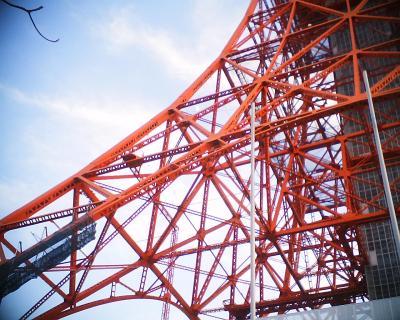 東京タワーに囚われた月:R2