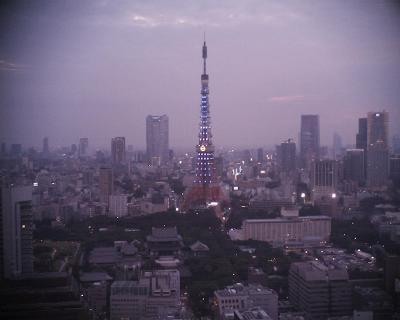 ドラえもんの鈴:東京タワー:R2