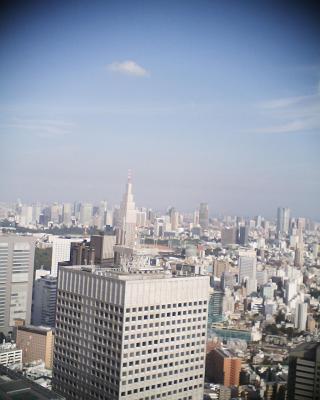 東京タワーの上の月:R2