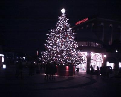 恵比寿ガーデンプレイスから東京タワー:R2