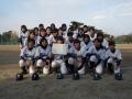 H26ウインターカップ準優勝:東部中学校