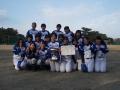 H26ウインターカップ優勝:中部中学校