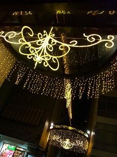 元町の夜1