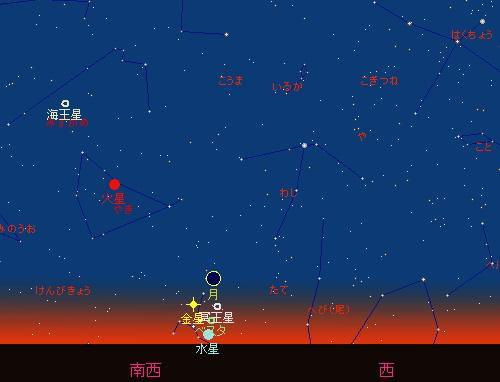 20141223 こぐま座流星群星図2