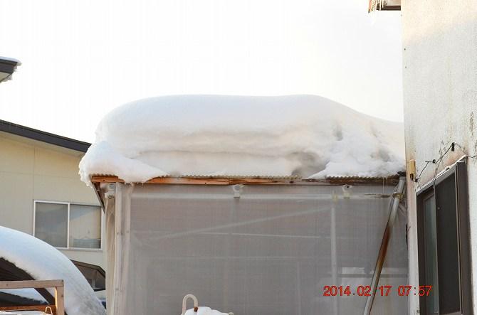 gs雪下ろし (2)