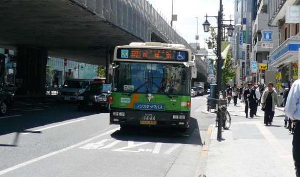 東京都交通局バス