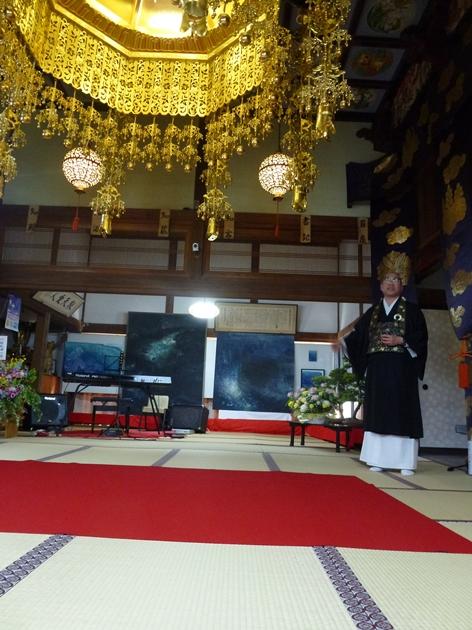 川龍寺の和尚さん