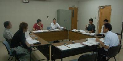 第1回作州津山商工会久米支部青年部全体会議