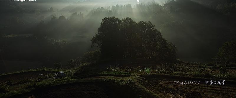 松之山 朝の風景 6