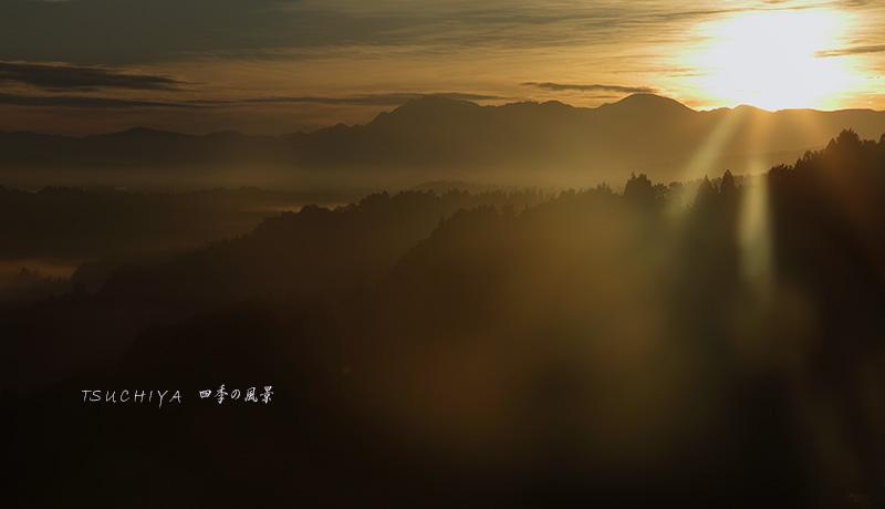 松之山 朝の風景 5
