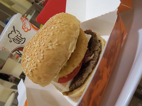A&W the A&W burger (ザ・A&Wバーガー) 01