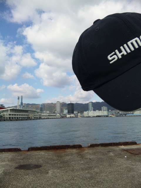 港町神戸とMyボウシ