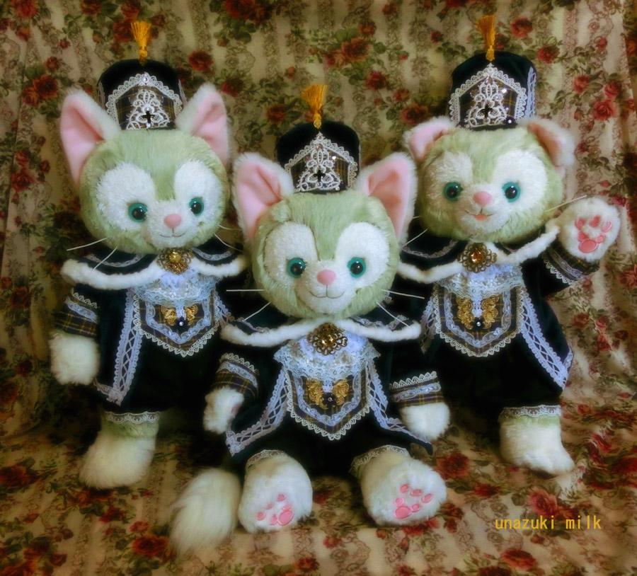 お城の兵隊3人衆