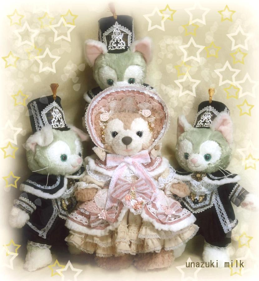シェリー姫と猫三銃士
